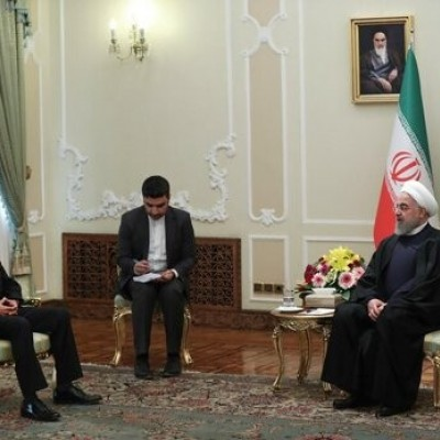 روحانی:آمریکا ناگریز است دست از فشار حداکثری علیه ایران بردارد