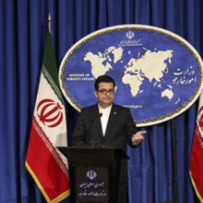 پاسخ ایران به اقدام توهین آمیز رییس جمهوری فرانسه