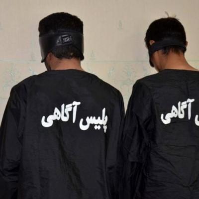 حمله خونین چاقوکش های خوزستانی به بسیجیان درحال خدمت