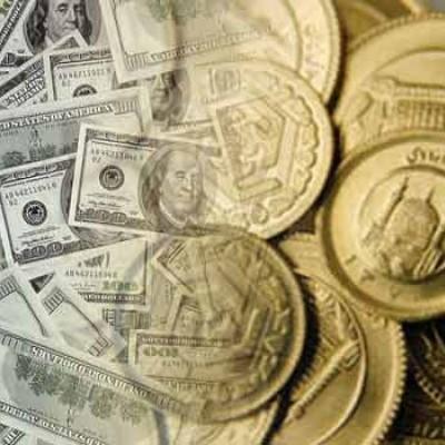 قیمت دلار ، سکه و طلا امروز 13 اسفند 97 ، دوشنبه 97/12/13 + جدول