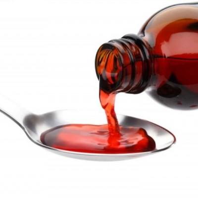 میزان و نحوه مصرف شربت دکسترومتورفان