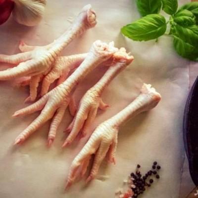 طرز پخت سوپ پای مرغ