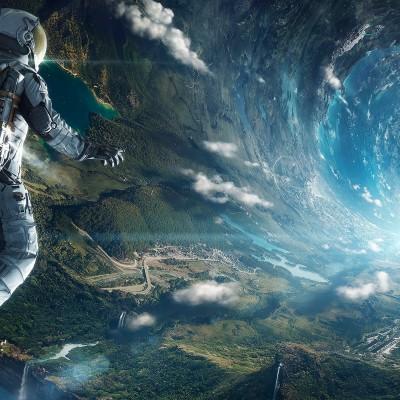 نخستین نوزاد انسان در فضا متولد می شود
