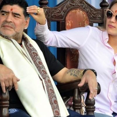 حرفهای عجیب همسر سابق مارادونا درباره رابطه اش با دیگو