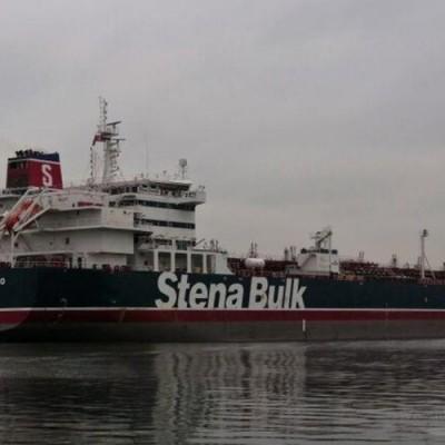 جزئیات توقیف یک فروند نفتکش انگلیسی در تنگه هرمز