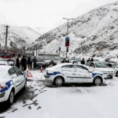 هشدار تشدید بارشها و کولاک برف