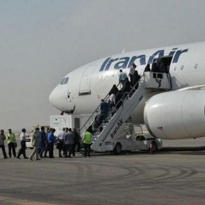 آخرین وضعیت پروازهای داخلی و خارجی در بارشهای اخیر