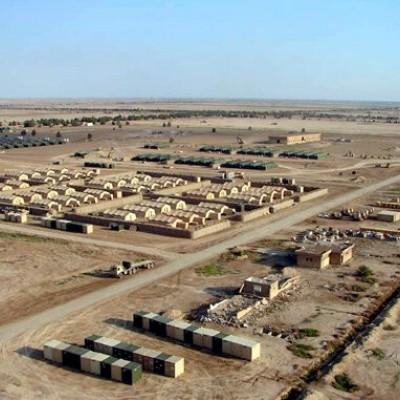 ساخت ۳ پایگاه نظامی آمریکا در نزدیکی مرز ایران