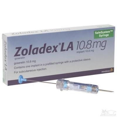 موارد منع مصرف و تداخل دارویی داروی زولادکس
