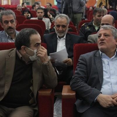 انتقال شهردار منطقه ۱۳ تهران به بیمارستان عرفان