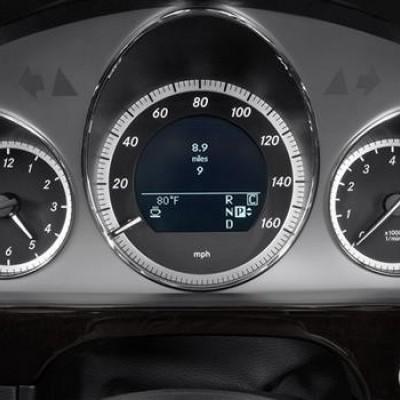 شگرد تشخیص دستکاری کیلومتر خودرو