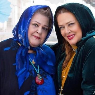 اشکهای بهاره رهنما و مادرش در مستند «صدام کن مامان»