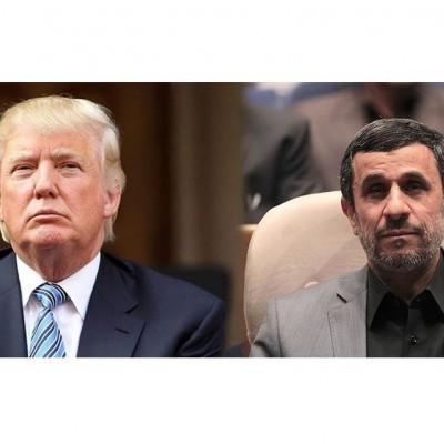 احمدینژاد: ترامپ مرد عمل است و ایران باید با او وارد گفتگو شود