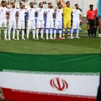 (فیلم) توهین بحرینیها هنگام پخش سرود ملی ایران