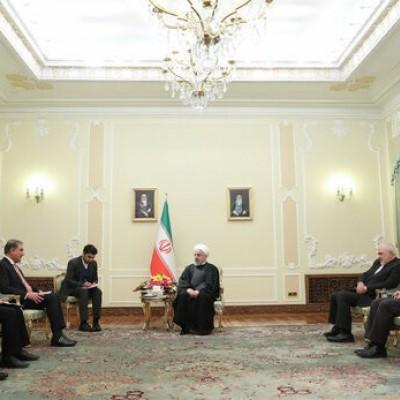 روحانی: بروز جنگ و تنش در منطقه میتواند بسیار خطرناک باشد