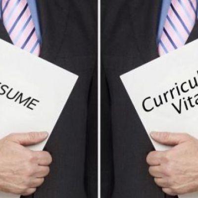 تفاوت رزومه با سی وی Cv چیست؟