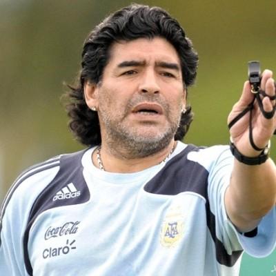 مارادونا دخترش را از ارث محروم کرد!