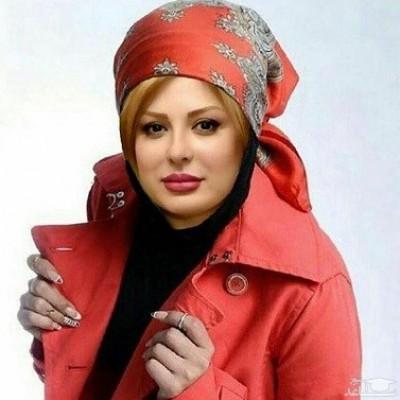 لباس عجیب نیوشا ضیغمی در مسکو