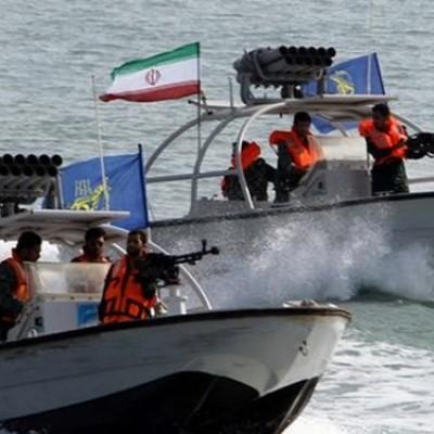توقیف سه قایق توسط سپاه در خلیج فارس