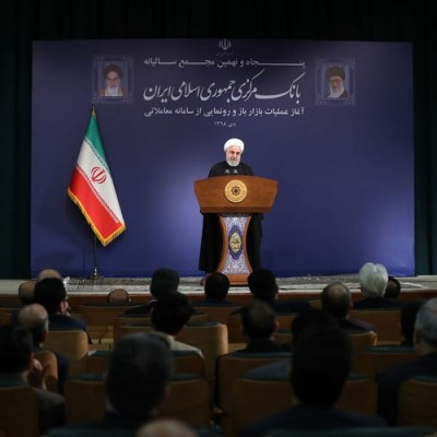 روحانی: من بلد نیستم کاری به دنیا نداشته باشم و برای حل مشکلات فقط به داخل نگاه کنم