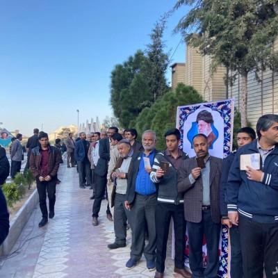 میزان مشارکت در انتخابات اعلام شد