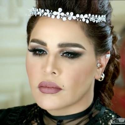 (عکس) تصاویر ملکه زیبایی عرب جنجالی شد