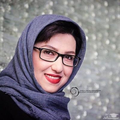 عکس شاد معصومه کریمی 15 روز بعد از درگذشت مادرش