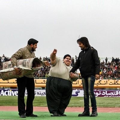 چاقترین پسر ایران درگذشت