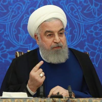 روحانی: حدس زده بودم سقوط ۷۳۷ عادی نیست