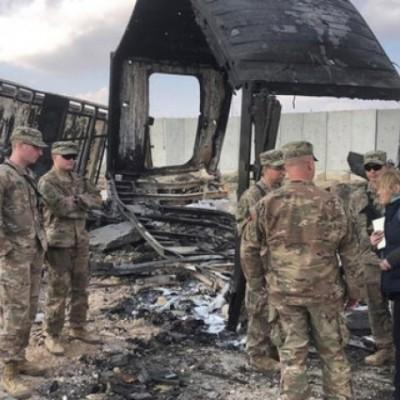 ترامپ: مجروحیت نظامیان در عینالاسد جدی نبود