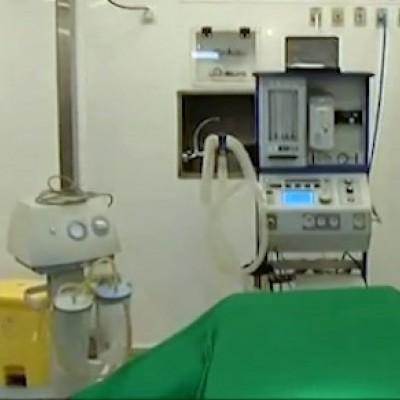 (فیلم) برپایی بزرگترین بیمارستان ۵۰۰ تختخوابی غرب آسیا توسط سپاه