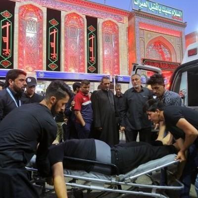 مرگ یک زائر ایرانی در حادثه عاشورای کربلا