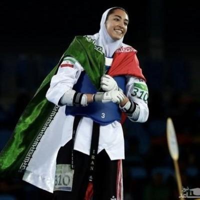 کیمیا علیزاده یکی از صد زن الهام بخش دنیا