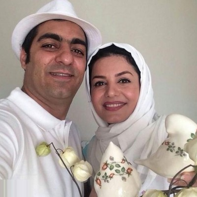 بیوگرافی آزیتا رضایی و همسرش مجتبی ظریفیان (خاله رویا و عمو مهربان)