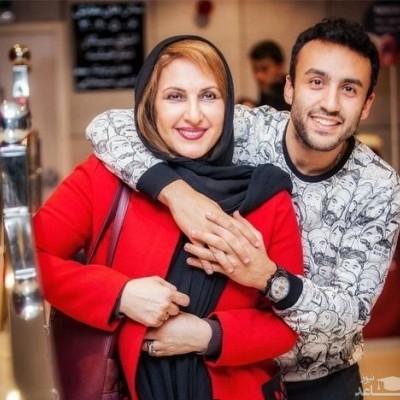 فیلم دیده نشده ازبازیگران ایرانی در جشن تولد لاکچری فاطمه گودرزی