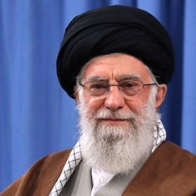 آرزوی بهبودی برای لاریجانی از سوی رهبری