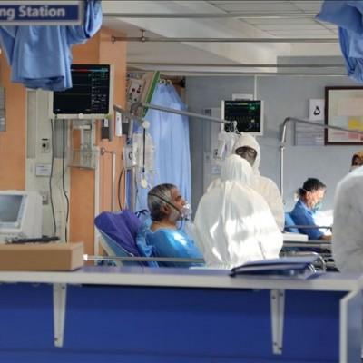 جهش تعداد بیماران بستری شده در بیمارستانها و آیسییوهای پایتخت در دو روز اخیر