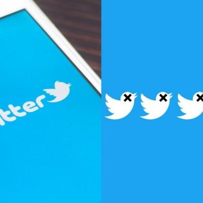 کاهش 9 میلیون نفری تعداد کاربران توئیتر