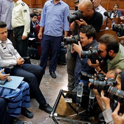 نجفی: اتهام قتل عمد را قبول ندارم/ هیچ وقت همسر مرحومم را به قتل تهدید نکردم