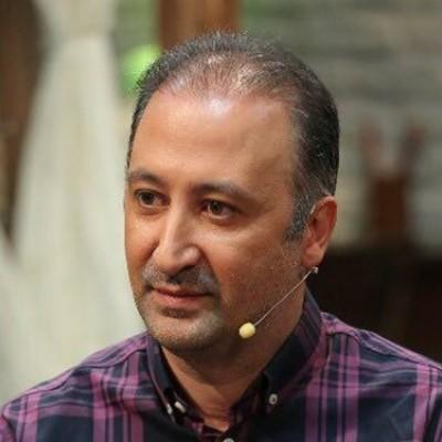 محمد دلاوری مجری تلویزیون در بیمارستان بستری شد