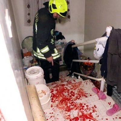 اولین حادثه چهارشنبهسوری در مشهد رقم خورد