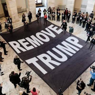 در دادگاه استیضاح ترامپ در مجلس سنا چه گذشت؟