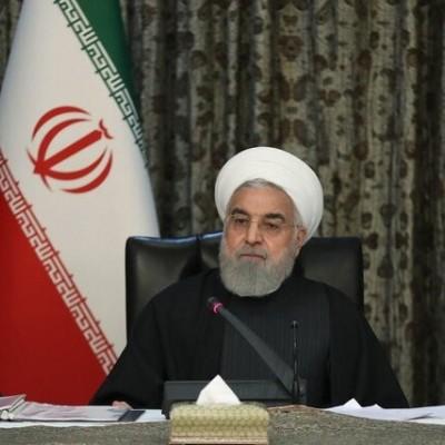 روحانی: باید زنجیره شیوع کرونا قطع شود؛ همه اعضای دولت درگیر مقابله با کرونا هستند