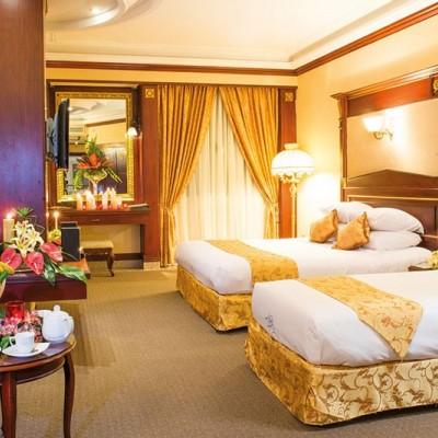 هتلهای معروف مشهد