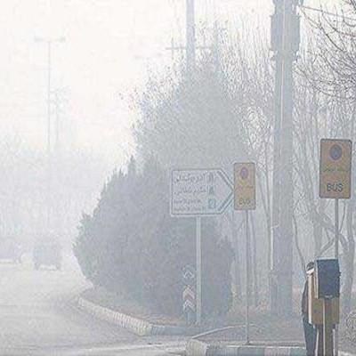 آلودگی هوا مدارس تبریز را تعطیل کرد