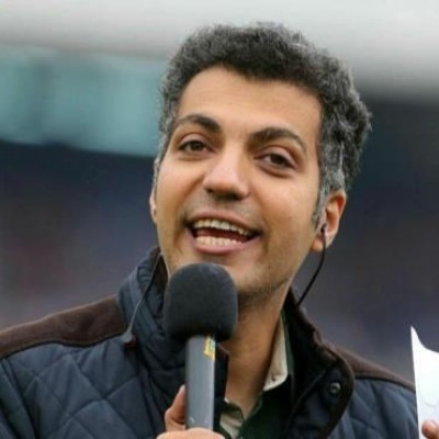عادل فردوسیپور گزارشگر بازی ایران و عراق
