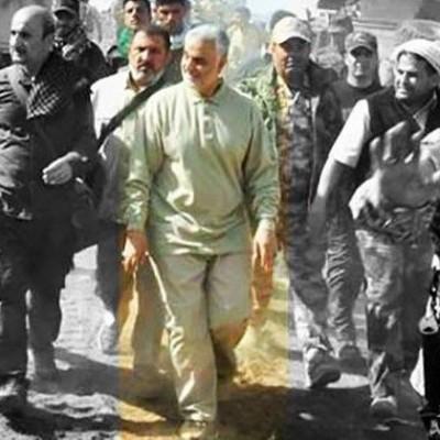 شجاعانه ترین و خطرناک ترین عملیات سردار سلیمانی در محاصره داعش چه بود!