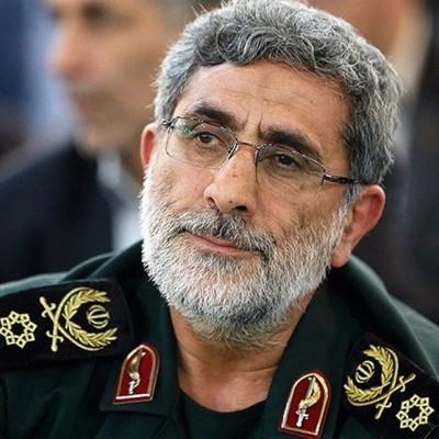 قول جانشین سردار برای انتقام گرفتن از آمریکا