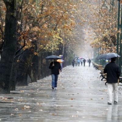 ورود سامانه بارشی به کشور طی شنبه هفته آینده