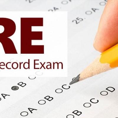 دانلود سوالات و پاسخنامه آزمون GRE